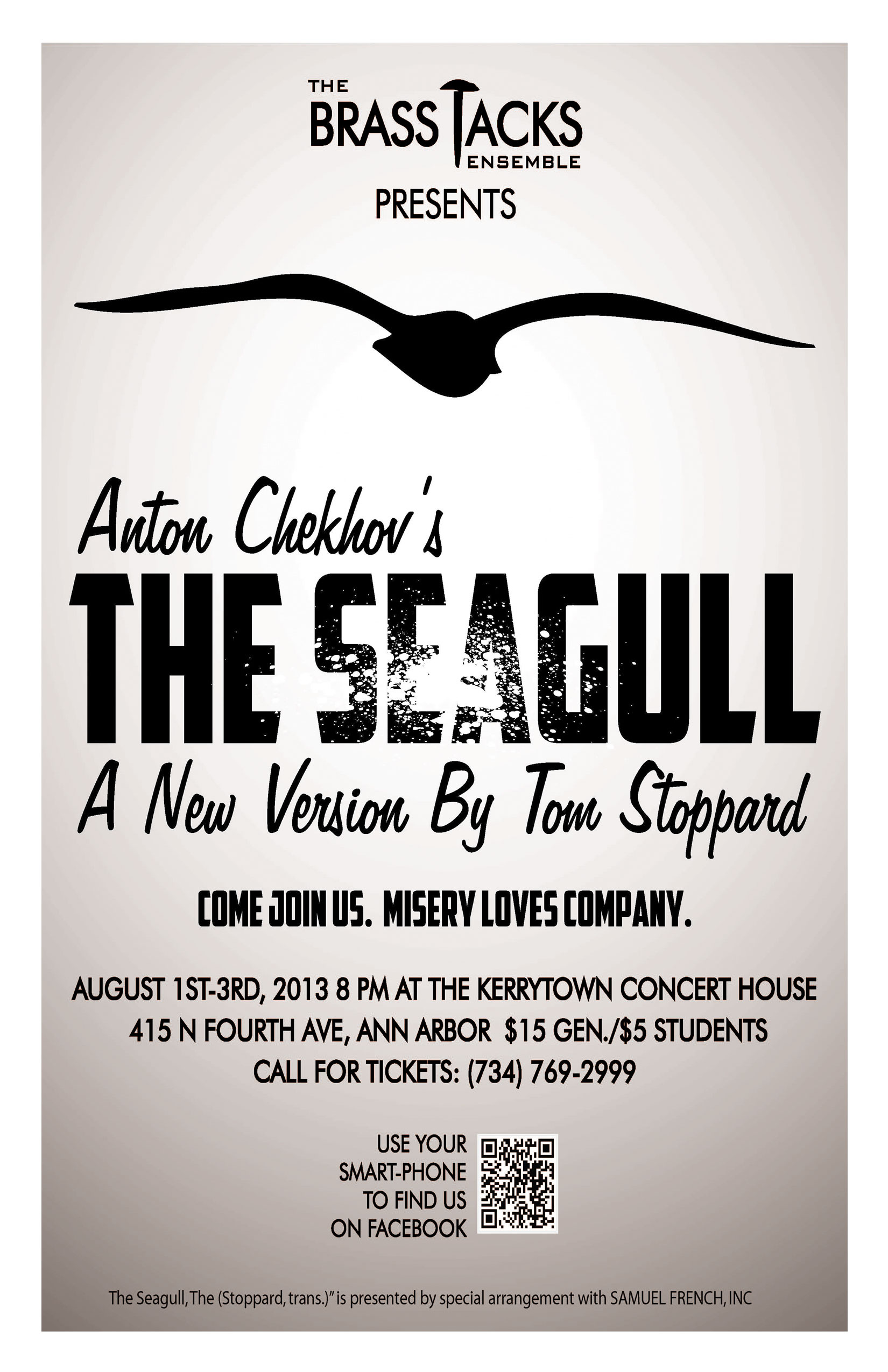 Seagull-Come-Join-Us-New