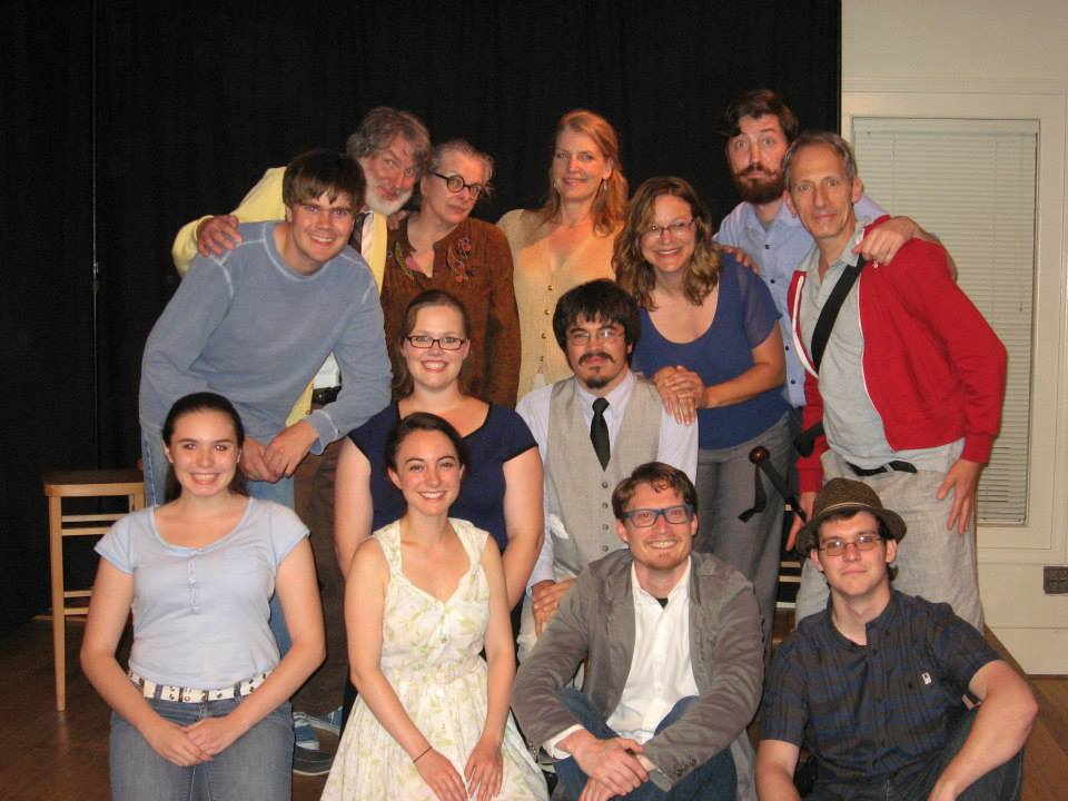 The Seagull Cast - Audition to be part of an upcoming show!